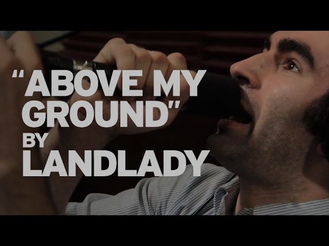 """Above My Ground"" by Landlady - BTR Live Studio [ep356.5]"