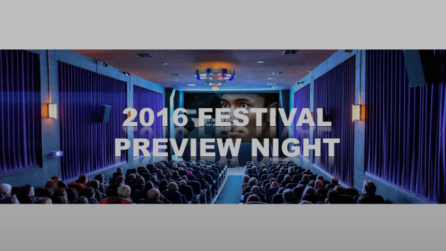 Ashland Independent Film Festival 2016 - Join us for Preview Night