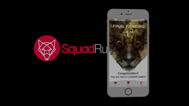 SquadRunner - Run for your team. Challenge the world.