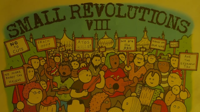 Small Revolutions VIII - a short documentary