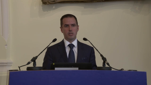Martin Shanahan, CEO, IDA Ireland - Ireland has an open, transparent and competitive tax regime
