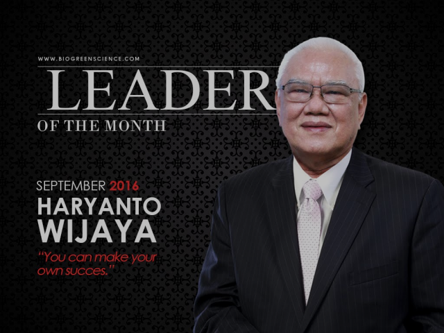Leader of The Month -- The Single Fighter (September 2016 edition)