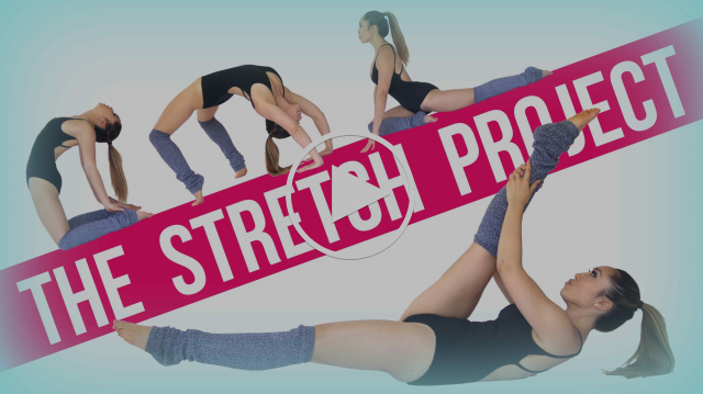 The Stretch Project - join the 30 day flexibility challenge!
