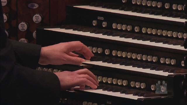 Auld Lang Syne (Organ Solo) - Mormon Tabernacle Choir