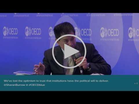 OECD Forum 2015 –  G20: Inclusiveness, Investment, Implementation