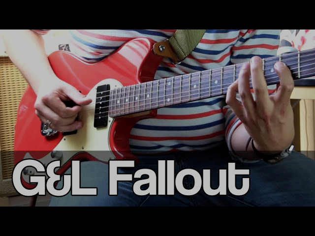 G&L Fallout   Tribute Series   review demo