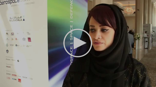 Interview with Capt. Aysha Al Hamili