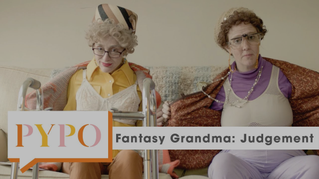 Fantasy Grandma: Judgement