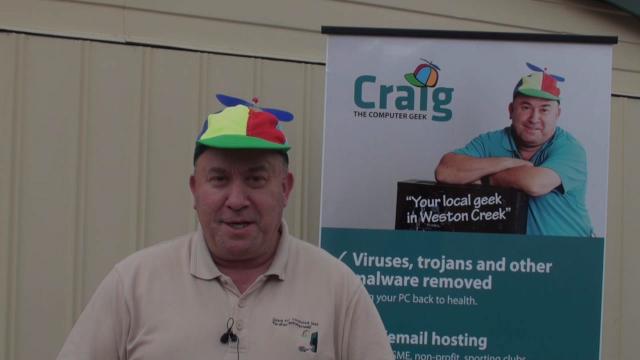Craig the Computer Geek Tech Tip Tuesday Episode #21