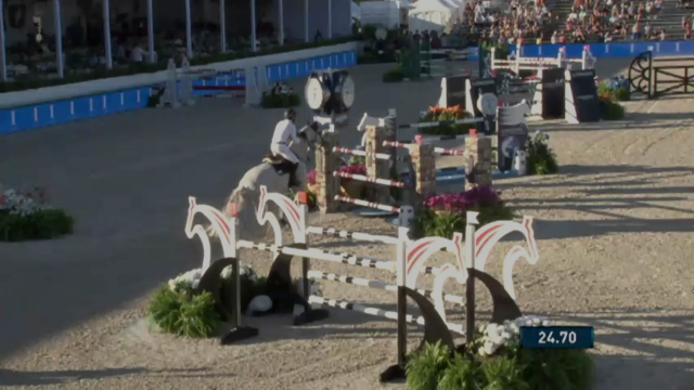 Alicante - CSI5* GCT Miami - 7th place