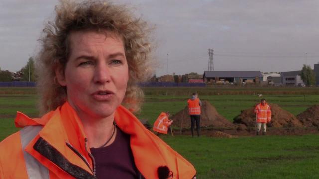 """Groningen Spoorzone Verleden – Heden – Toekomst """"de Vork"""""""