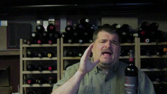 Ontario Wine Review #180: Chateau des Charmes 2012 Equuleus