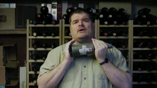 Ontario Wine Review Video #166: Creekside 2011 Broken Press Syrah