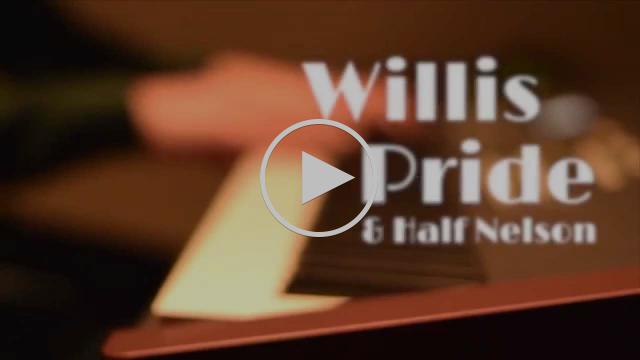 Willis Pride & Half Nelson EP launch Promo
