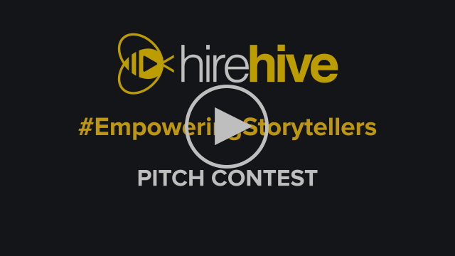 Hirehive's #EmpoweringStorytellers Pitch Contest (QLD)