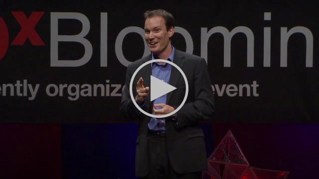 Shawn Achor: The happy secret to better work