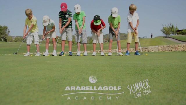 Aprendiendo Trucos de Golf