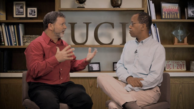 Conversation with the Vice Provost - Episode 1 - Doug Haynes