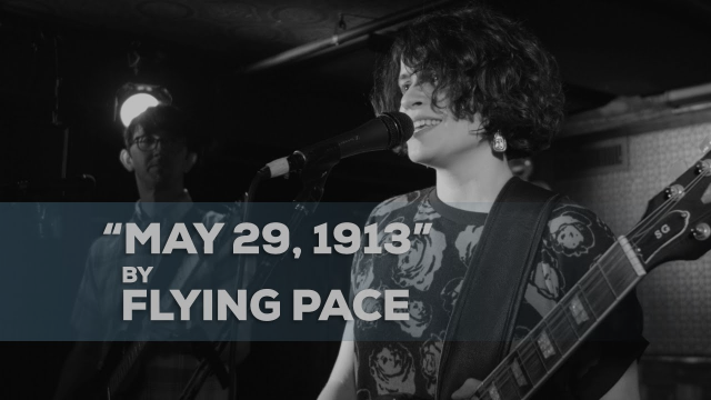 Flying Pace Performs May 29, 1913
