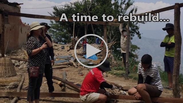 Nepali Homes: Thank You!