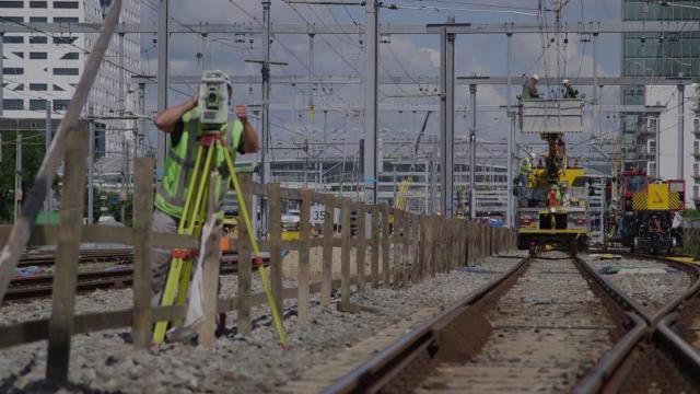 Projectupdate werkzaamheden rond Utrecht Centraal (juli 2016)