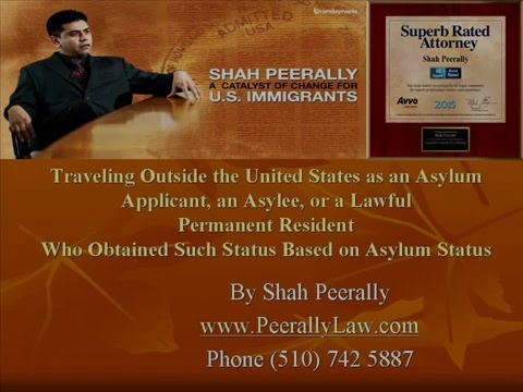 Risks of Traveling Abroad on Asylum