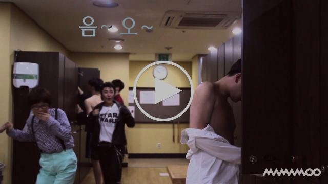 [Trailer] 마마무, 남자탐구생활 Ep.2 사우나편