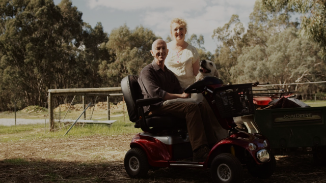Paul's story - Getting the most out of life with assistive equipment (Independent Living Centre WA)