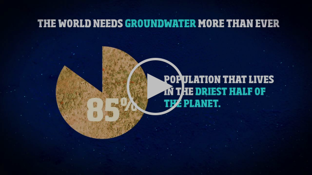Groundwater is Cool