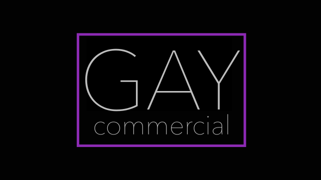 GAY SEX COMMERCIAL