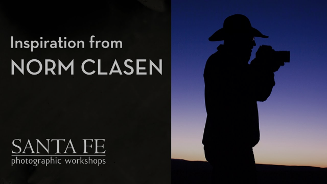 Inspiration from Norm Clasen