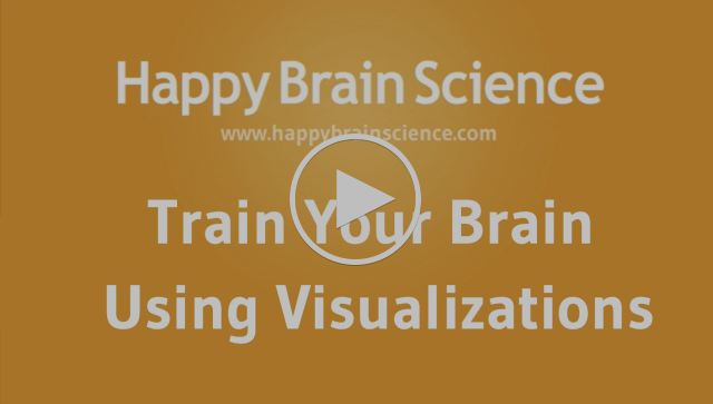 How to Train Your Brain with Visualizations