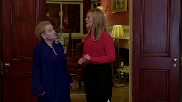 OK Ladies Now Let's Get Information | Full Frontal with Samantha Bee | TBS