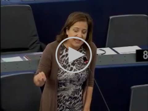 Iratxe García - conclusiones Consejo Europeo del 15/10/15
