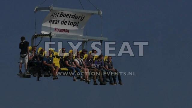 Fly Seat, Attractie Verhuur Action Events