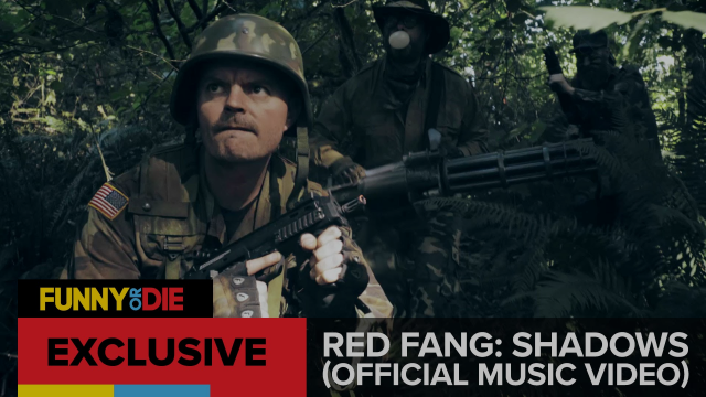 Red Fang: Shadows (Official Music Video)
