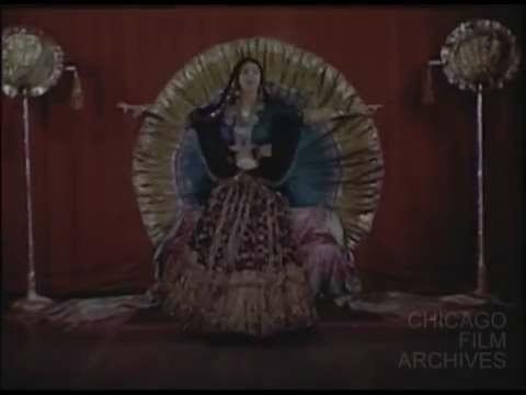 Ruth St. Denis East Indian Nautch Dance (August 1944)