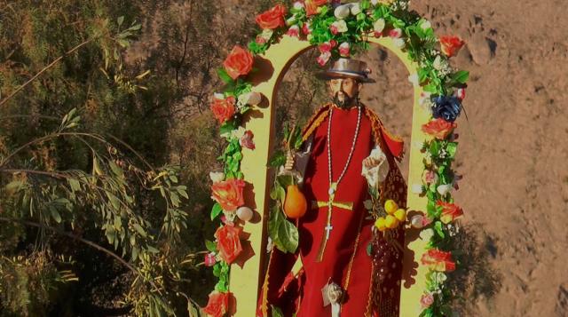 Fiesta San Santiago de Macaya 2014