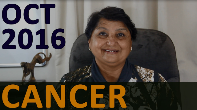Cancer October 2016 Horoscope Predictions: Family Circle Expands; This Means Nirvana For Cancerians