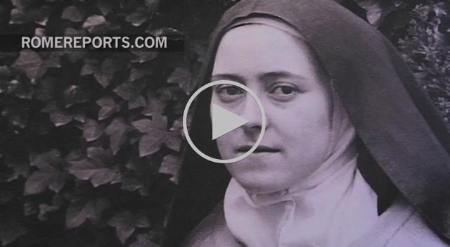 Exposición muestra fotos poco conocidas de Teresa de Lisieux
