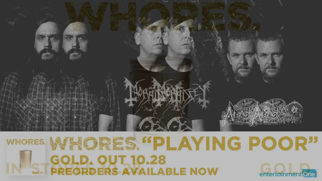 "Whores. ""Playing Poor"" 