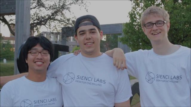 Enterprise Co-op Product Video Showcase Winner - Andy Lee, Sienci Labs