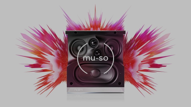 Mu-so Qb by Naim | Be Summoned by the Sound