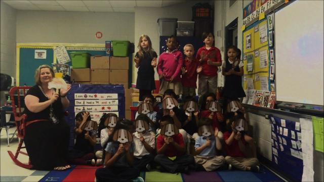Ms. Upthegrove's Class - Bingo!
