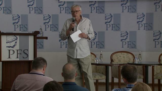 Hans-Hermann Hoppe - Introductions (PFS 2016)