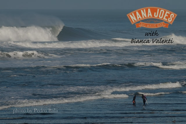 Introducing the BIG WAVE BAR collaboration with Michelle Pusateri and Bianca Valenti