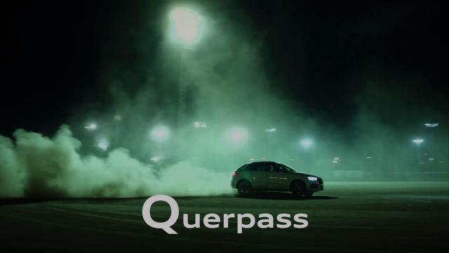 Querpass. Der Audi Q5.