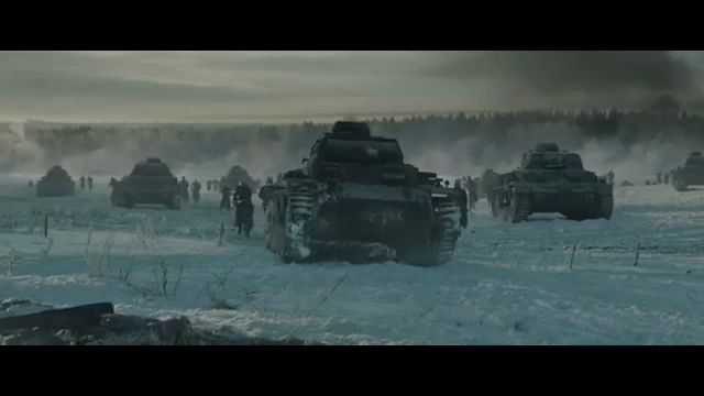 "Фильм ""28 панфиловцев""  Трейлер / Twenty Eight Panfilov's men: Trailer (Russian military movie)"