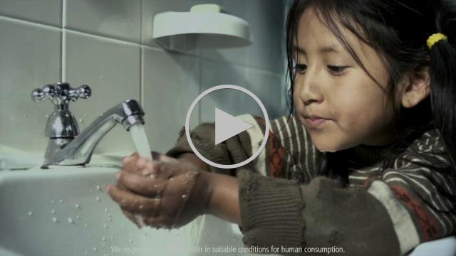 Colgate: Water