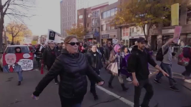 Le communautaire dehors contre l'austérité  -  3 novembre 2015